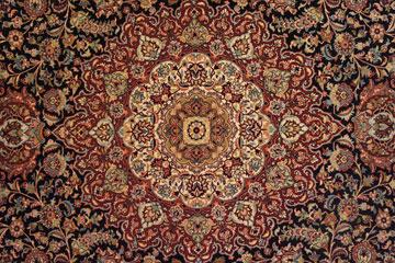 oriental rug texture. Kashan Oriental Rug Texture