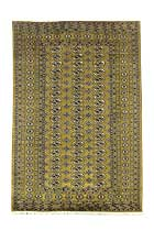 pakistani bokhara rug carpet no lh7303 - Bokhara Rug